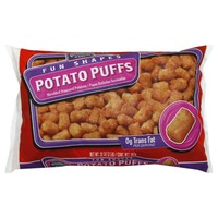 Hill Country Fare Potato Puffs Seasoned Potatoes