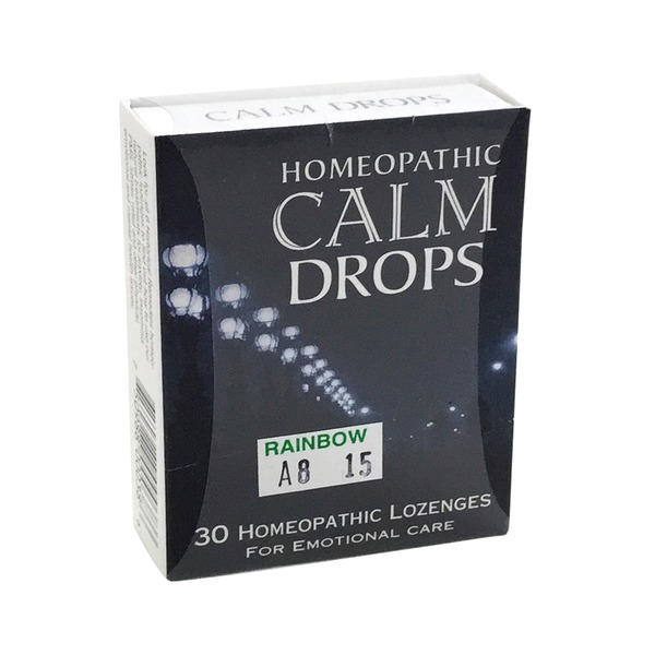 Historical Remedies Calm Drops Homeopathic Lozenges