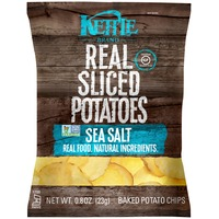Kettle Brand® Sea Salt Baked  Potato Chips
