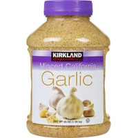 Kirkland Signature Minced Garlic