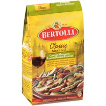 Bertolli Classic Meal for 2 Chicken Marsala & Roasted Redskin Potatoes