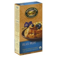 Nature's Path Organic Waffles Plus Flax