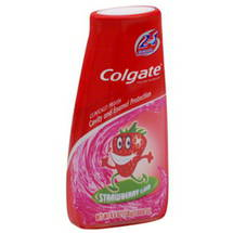 Colgate Strawberry Fluoride Toothpaste