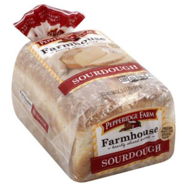 Pepperidge Farm Fresh Bakery Farmhouse Sourdough Bread
