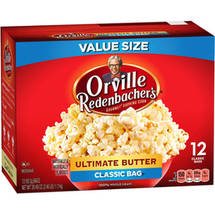 Orville Redenbacher's Ultimate Butter Popcorn