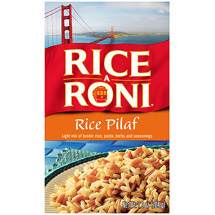 Rice A Roni Pilaf