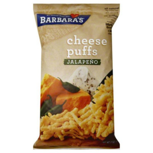 Barbara's Jalapeno Cheese Puffs