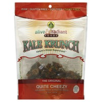Alive & Radiant Kale Krunch Quite Cheezy Flavor