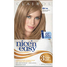 Clairol Nice 'N Easy Hair Color #106 Med Ash