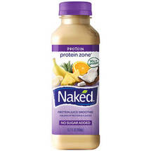 Naked Protein Zone 100% Juice