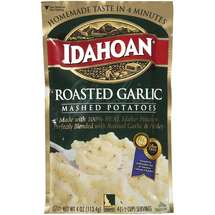 Idahoan: Roasted Garlic Mashed Potatoes