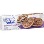 Great Value Oatmeal Creme Pies