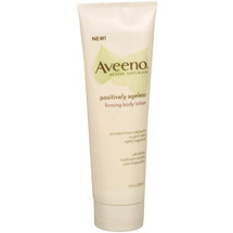 Aveeno Positively Ageless Firming Body Lotion