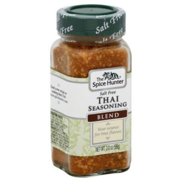 The Spice Hunter Salt Free Thai Seasoning Blend