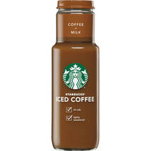 Starbucks Coffee   Milk Iced Coffee