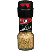 McCormick Garlic Sea Salt Grinders