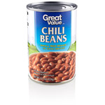 Great Value Chili Beans