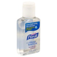 Purell Instant Hand Sanitizer With Moisturizers & Vitamin E
