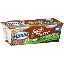 Minute Ready to Serve Multi-Grain Medley Rice