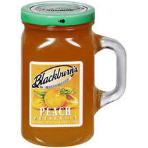 Blackburn's Peach Preserves