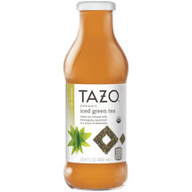 Tazo Organic Iced Green Tea