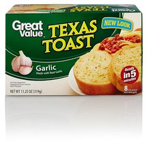 Great Value Garlic Texas Toast