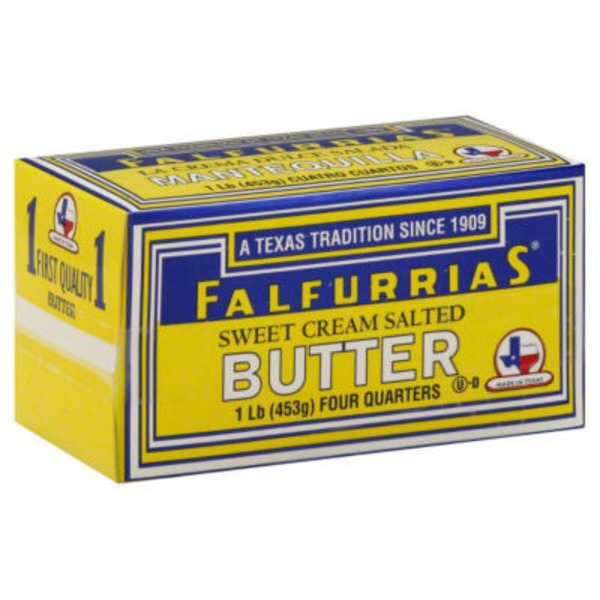 Falfurrias Butter, Sweet Cream Salted