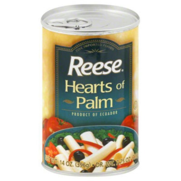 Reese's Hearts of Palm