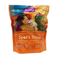 Halo Spot's Stew Dry Cat Food Formula Chicken Recipe