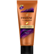Pantene ProV Truly Relaxed Hair Oil Creme Moisturizer