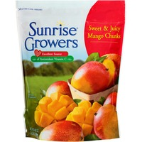 Sunrise Growers Organic Sweet Mango Chunks