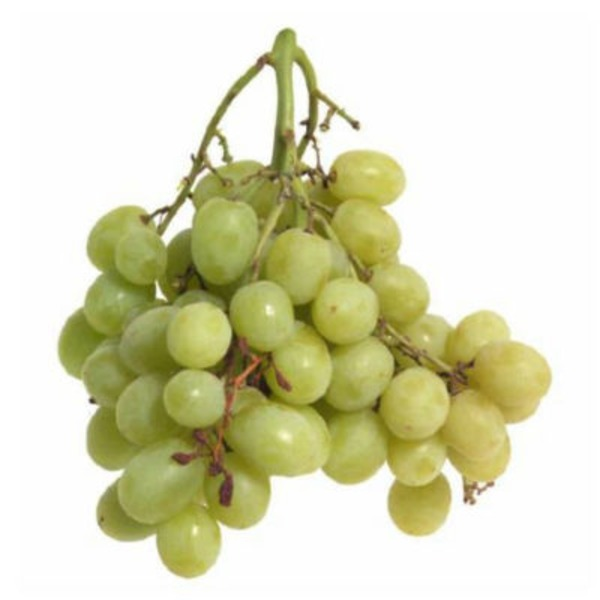 White and Green Seedless Grapes