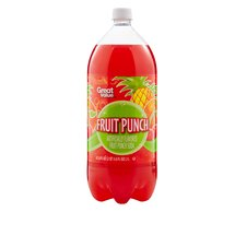 Great Value Fruit Punch Soda