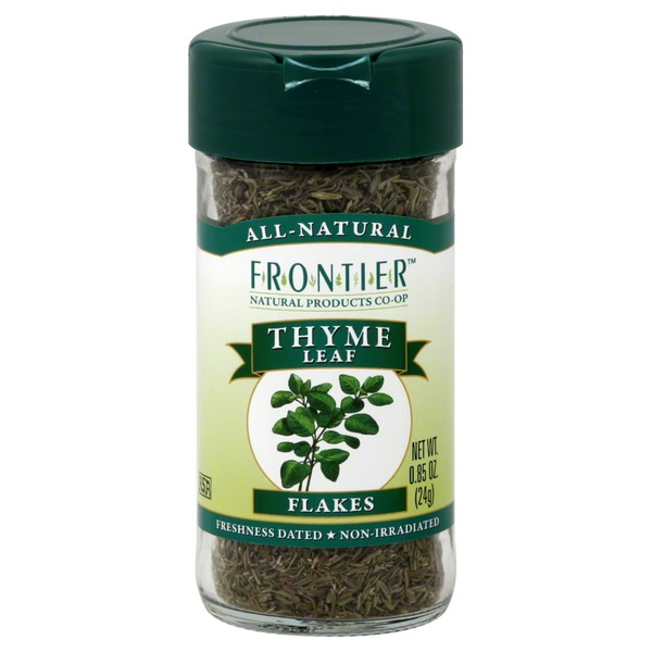 Frontier Thyme Leaf, Flakes