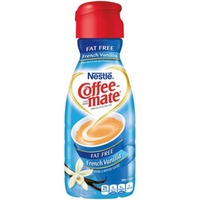 Nestlé Coffee Mate French Vanilla Fat Free Liquid Coffee Creamer