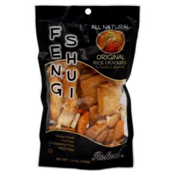 Feng Shui Original Rice Crackers