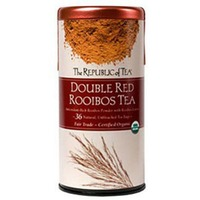 The Republic of Tea Double Red Rooibos Red Tea Bags