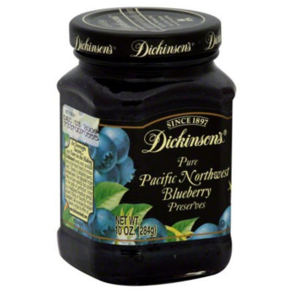 T.N. Dickinson's Pure Pacific Northwest Blueberry Preserves
