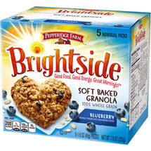 Pepperidge Farm Brightside Blueberry Soft Baked Granola Cookies