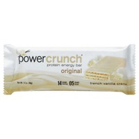 Power Crunch Protein Energy Bar Original French Vanilla Creme