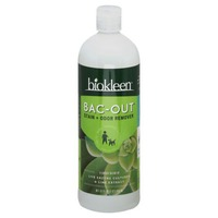 Biokleen Bac-Out Stain + Odor Remover Live Enzyme Cultures & Lime Extract
