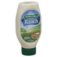 Hidden Valley Original Ranch Dressing, Easy Squeeze Bottle, 20 Ounces