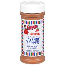 Bolner's Fiesta Brand Very Hot Cayenne Pepper Seasoning