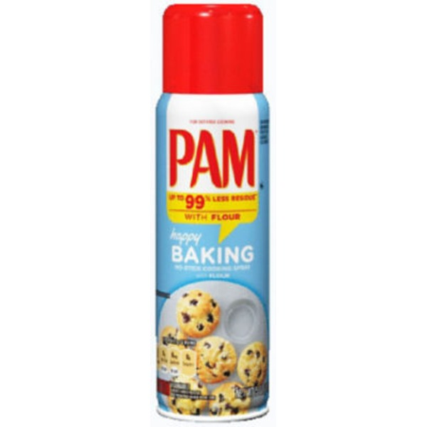 Pam Baking Cooking Spray