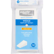 Equate Beauty Wedge Applicator Sponges