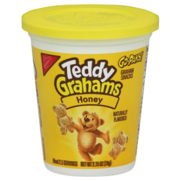 Nabisco Teddy Grahams Honey Graham Snacks