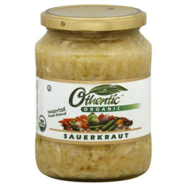 Othentic Organic Sauerkraut