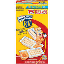 Ritz Handi-Snacks Ritz Crackers 'N Cheez Snack Packs