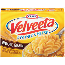 Kraft Whole Grain Velveeta Rotini & Cheese