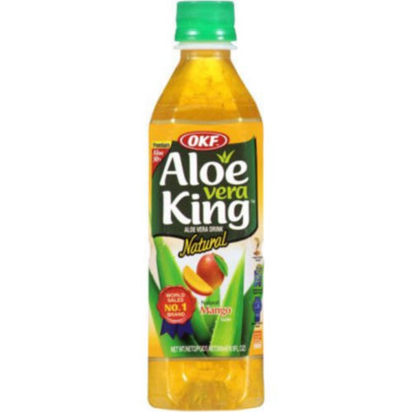 OKF Aloe Vera King Natural Mango Juice Drink